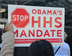 Stop President Obama's HHS Mandate