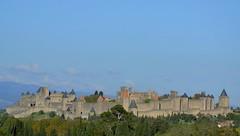Le soleil est de retour ! (Discover Carcassonne & tous les Trésors de l'Aude) Tags: france la aude carcassonne languedoc sud cite