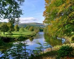 River Hodder (Johnners61) Tags: autumn panasonic hdr hodder bowland whitewell innatwhitewell forestofbowland lx5 riverhodder