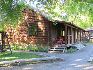 Idaho Fishing Lodge 1