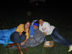 Sleep Out on the Quad 2012 044