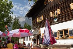 Die Wimbachgrieshütte (Teelicht) Tags: germany bayern deutschland bavaria berghütte alpinehut hochkalter wimbachtal berchtesgadenerland wimbachgrieshütte canonefs1585mmf3556isusm canoneos600d