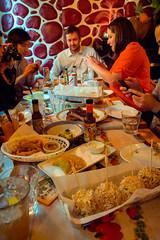 PA230943.jpg (melpenguin) Tags: bar restaurant sydney surryhills queenies forresters crunchytiger