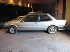 Volvo 780 (nakhon100) Tags: cars volvo 700 coupe bertone 780
