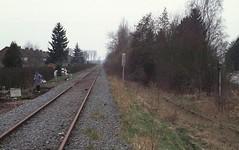 Ruien, aansluiting kolencentrale in 2004 (Ahrend01) Tags: 85 centrale lijn spoorlijn aansluiting ruien