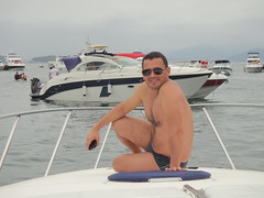 Passeio de lancha pelos mares e ilhas de Angra dos Reis (Leo BH) Tags: reveillon summer praia beach angradosreis verão