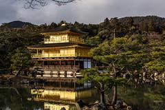 Temple of the Golden Pavilion (*Tim Grey) Tags: beautiful japan ji canon temple 50mm golden kyoto mark f14 buddhist iii exotic 5d pavilion osaka usm kinkaku fifty nifty kyotoa rokuon 5d3 5dmarkiii 5diii 5dmark3