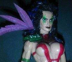 Julie Strain HEAVY METAL 2000 F.A.K.K. Fantasy Figure...  Shot with my Cell Phone Camera is a lot of fun!  It won't replace my Canon 40D, for sure, but it is fun and Quick. ~ IMAG0385-1 (BrandyVSOP) Tags: camera red woman records tower statue metal lady female toy doll 2000 julie phone action vinyl picture cell plastic fantasy figure heavy figures exclusive collectibles pvc figureine strain regular redoutfit 2013 fakk2 dpstoys htcevov4g faakk2 sexyfantascy