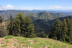 Oregon Butte Lookout views (fly flipper) Tags: bluemountains wenahatucannonwilderness columbiacounty hikingwashington umatillanationalforest oregonbuttelookout washingtonlookouts