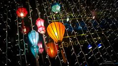 Vietnamese lanterns (Rinu Photography) Tags: christmas brussels food reflection asian lights restaurant asia vietnamese belgium decoration culture belgi bruxelles east vietnam lantern oriental cultuur