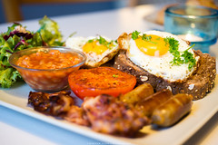 British wake-up call (SolidStorm | ST) Tags: food nikon micro d800 britishbreakfast cafequirky