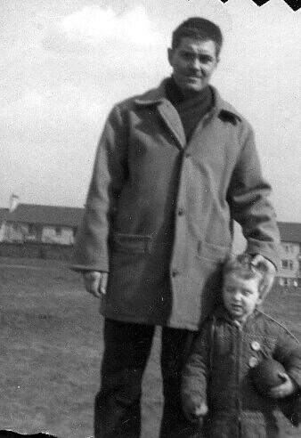 Hugh Devlin Tollcross Park 1965