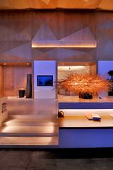 W Retreat Koh Samui—W Lounge at night