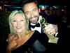 Hugh Jackman posted this image of himself and his wife Deborra