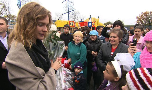 Natalia in Beslan