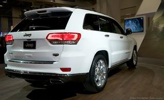 2013 Washington Auto Show - Upper Concourse - Jeep 3 by Judson Weinsheimer