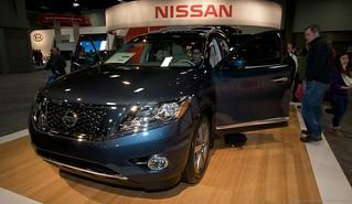 2013 Washington Auto Show - Lower Concourse - Nissan 4 by Judson Weinsheimer