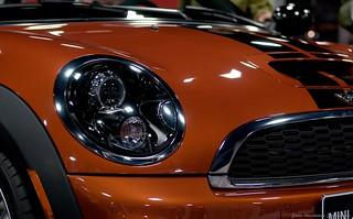 2013 Washington Auto Show - Lower Concourse - Mini 1 by Judson Weinsheimer