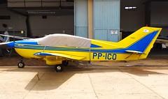 BELLANCA AIRCRAFT Modelo: 17-30A-Raridade no Brasil (wellingtonfrancisco) Tags: bellanca aircraft modelo 1730araridade no brasil aerdromo nacional de aviaoescolinha goiania ppico