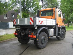 MB Unimog U 400 (Vehicle Tim) Tags: mercedes mb unimog u400 lkw truck kipper fahrzeug