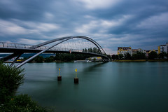 Pont de Huningue (Johann H) Tags: pont huningue frontire allemagne rhin alsace