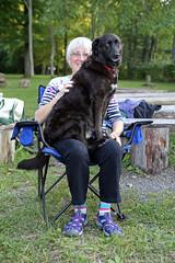 1299 (Jean Arf) Tags: trumansburg ny newyork summer 2016 cayuga lake joanne annie dog