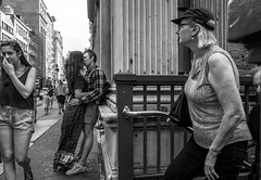 SoHo NYC (Roy Savoy) Tags: bw streetphotography street blackandwhite city monochrome roysavoy nyc newyorkcity newyork blacknwhite streets streettog streetogs ricoh gr2 candid flickr explore candids photography streetphotographer 28mm nycstreetphotography gothamist tog mono flickriver snap digital monochromatic