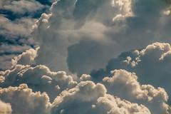 August 30 2016 Weak Storms (Dan's Storm Photos & Photography) Tags: clouds cumulonimbus convection cumulus cumulusclouds updraft updrafts skyscape skyscapes sky storms storm thunderstorm thunderstorms thunderhead thunderstormbase thundershower landscape landscapes anvil anvils rain rainshaft