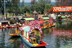 Mxico City, Xochimilco Jardines Flotantes (gerard eder) Tags: world travel reise viajes america northamerica mxico mexico mexicocity xochimilco floatinggardens canals flowers boats boote barcas
