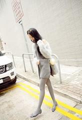 alu_28 (Homair) Tags: angora fuzzy fluffy sweater dress tneck cardigan combo