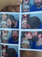 photo booth (elizajanecurtis) Tags: oob photobooth birthday eliza family hattie mike oldorchardbeach summer