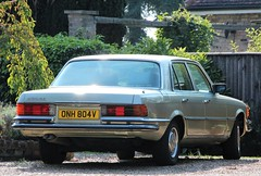 ONH 804V (3) (Nivek.Old.Gold) Tags: 1980 mercedes 450se auto