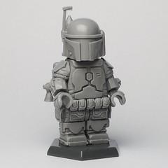 Boba Fett Cast (~GIOVANNI~) Tags: custom amazing bobafettcustomcast