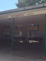 Gledhill Elementary School (UCLA Volunteer Center) Tags: uclavolunteerday2016 volunteerday2016 school painting gledhill ramona