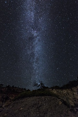There's another world we're living in tonight (ql uOs) Tags: ibiza baleares balears pitiuses arbol estrellas via lactea milkyway sky tree rocks rocas mediterraneo mediterranean nightsky night nightshot noctura longexposure stars agosto august