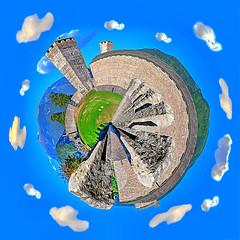 A-round Castegrande - Bellinzona (ninin 50) Tags: bellinzona castelgrande unesco ps ninin