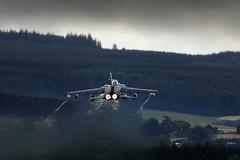 "15sqn RAF Tornado GR.4 ""ZD711"" (TayportTT) Tags: air aircraft aviation airport airliner airline 15sqn xv raf raflossiemouth raftornado gr4 panavia panaviatornado zd711 lossiemouth egqs"