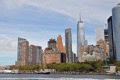 Skyline (markusOulehla) Tags: rivertour skyline nyc newyorkcity markusoulehla nikond90 citytrip thebigapple usa manhattan