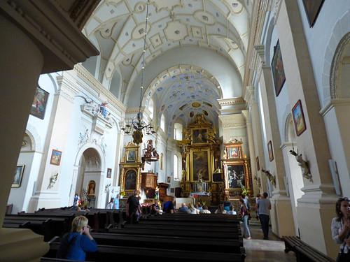 Kazimierz-Dolny - St John the Baptist (3)