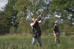 Clay Pigeon Shoot  Redleaf (Kentish Plumber) Tags: redleafshoot 2016 clay claypigeon september shotgun 12bore 12gauge