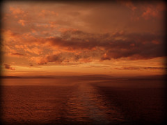 Gaspe Sunset (GillWilson) Tags: