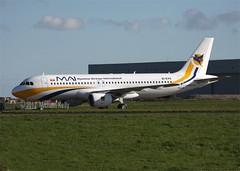 Myanmar Airways         Aibus A320            EI-EYH (Flame1958) Tags: mai airbus myanmar 23 dub 1012 2012 a320 320 dublinairport olt eidw spiac 121012 myanmarairways eirtech eieyh xyago myanmarairlines