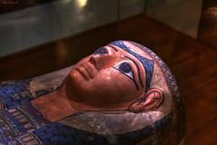 Mrs Pharoh (Billy McDonald) Tags: museum glasgow egyptian mummy hdr glasgowuniversity pharoh thehunterianmuseum