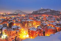 (.:: Maya ::.) Tags: city winter snow bulgaria plovdiv       mayaeye mayakarkalicheva