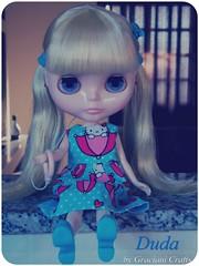 #1 mês de Blythe {Outubro} Cor Favorita _Azul