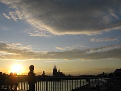 Kölner Dom (Knitting Baker) Tags: day cloudy