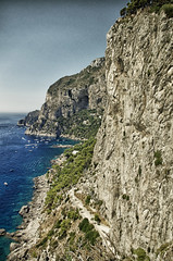 Italy Capri August 2012 (Smo_Q -listened to Heaven by E.Sande again and aga) Tags: trip italien italy capri italia italie   wochy      pentaxk5