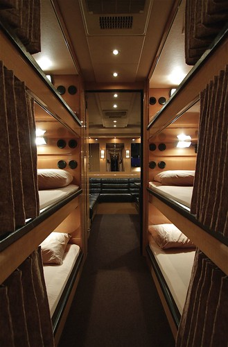Dakota - Bunks to Rear