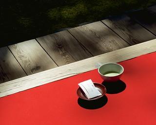 お抹茶 - 高桐院 大徳寺 / Koutou-in Daitoku-ji Temple