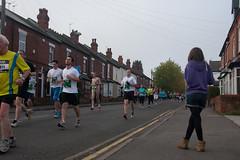 Teenager (Katchooo) Tags: birmingham marathon half 2012 stirchley